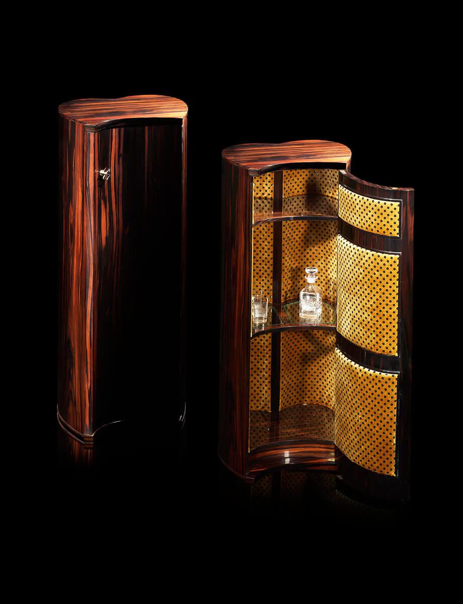 bespoke cocktail cabinet